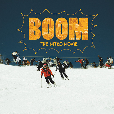 Nitro Snowboard BOOM! Movie
