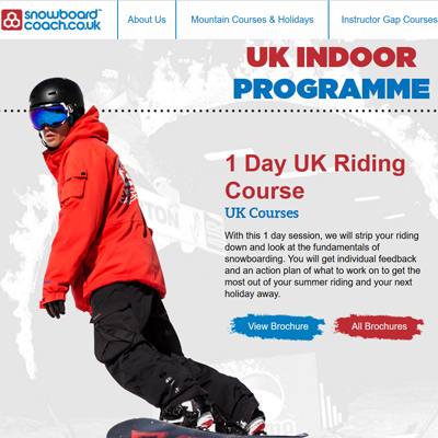 Indoor Riding Days coming up this September